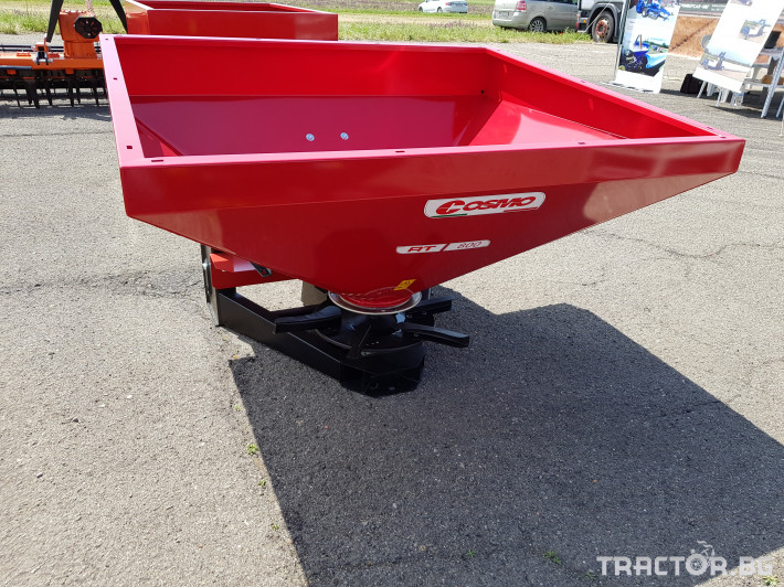Торачки Cosmo RT 800 4 - Трактор БГ