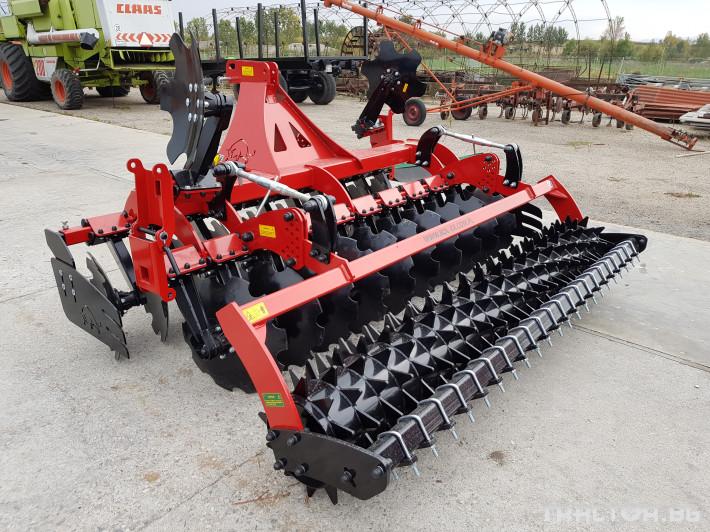Брани Брана Rolex 3.0 - Poland 1 - Трактор БГ