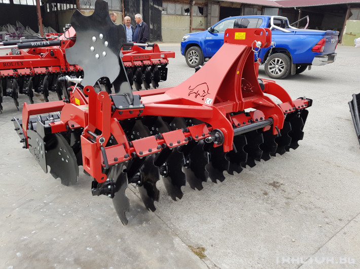 Брани Брана Rolex 3.0 - Poland 2 - Трактор БГ