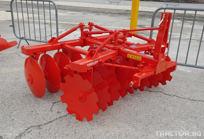 Брани Angeloni За лозя ETF 16, 560 - Italy 2 - Трактор БГ