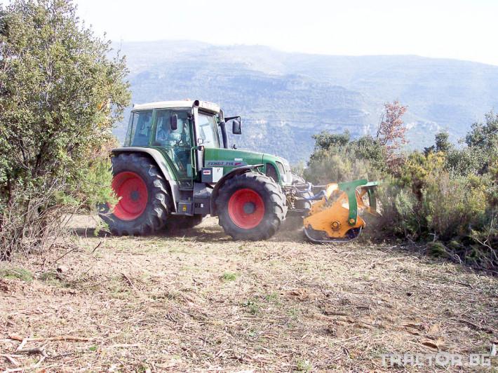 Мулчери Горски мулчери - Испански 9 - Трактор БГ