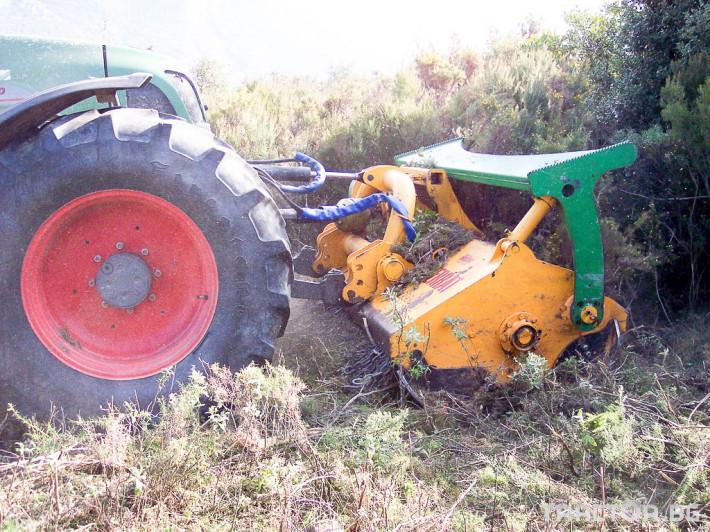 Мулчери Горски мулчери - Испански 11 - Трактор БГ