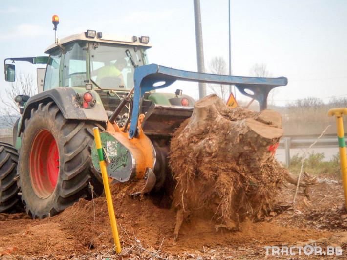 Мулчери Горски мулчери - Испански 16 - Трактор БГ