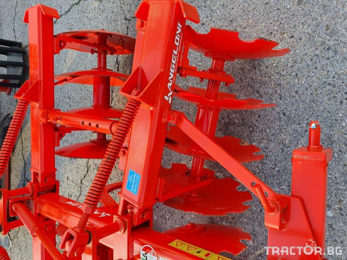 Брани Angeloni За лозя ETF 16, 560 - Italy 4 - Трактор БГ