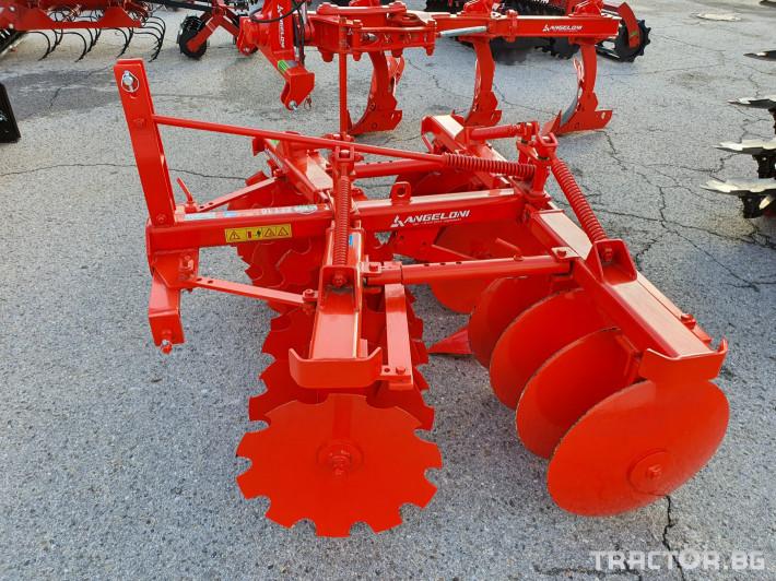 Брани Angeloni За лозя ETF 16, 560 - Italy 5 - Трактор БГ