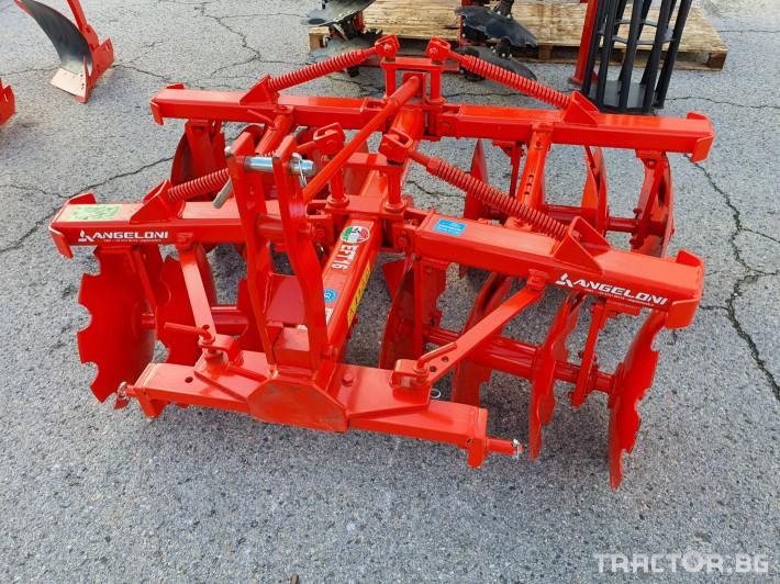 Брани Angeloni За лозя ETF 16, 560 - Italy 0 - Трактор БГ
